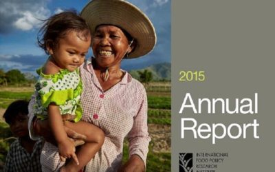 IFPRI 2015 Annual Report
