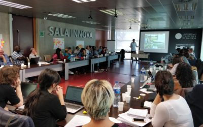 Valencia meeting reflects upon almost two years of SALSA work